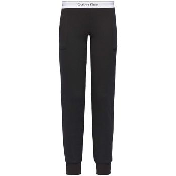 Calvin Klein Modern Cotton Joggingbroek zwart