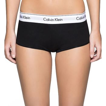 Calvin Klein Modern Cotton short zwart
